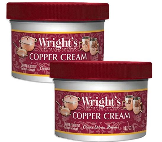 How to Clean Copper Jewelry: Wright Copper Cream