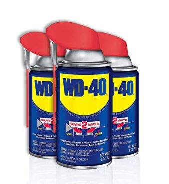 How to Get Crayon Out of Carpet: WD-40