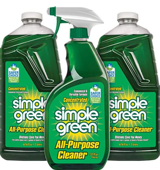 How to Get Ink Out of Dryer: simple green all purpose cleaner