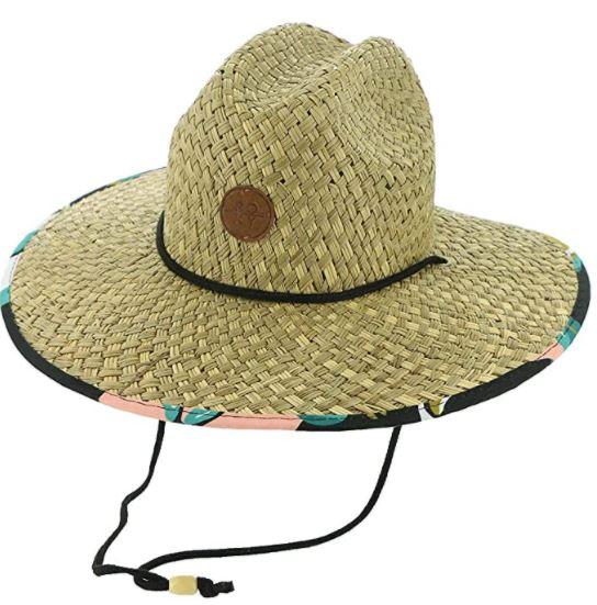 How to Make A Straw Hat: Roxy Women's Pina to My Colada Straw Sun Hat
