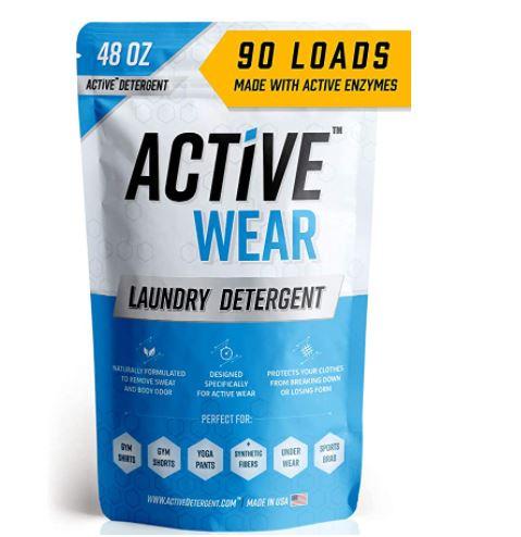 How to wash Lululemon leggings: Active wear Laundry detergent